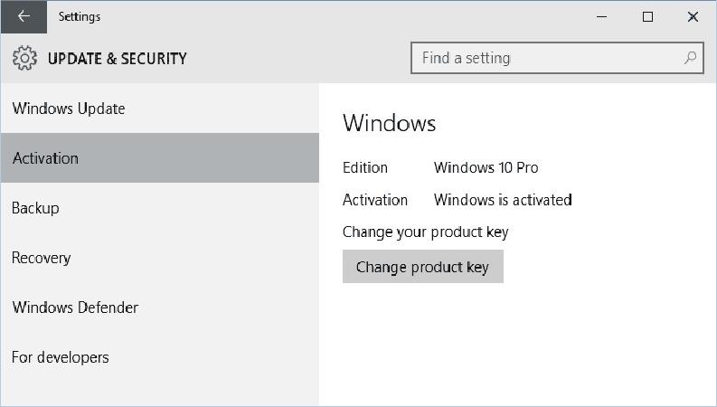 win 10 product key error