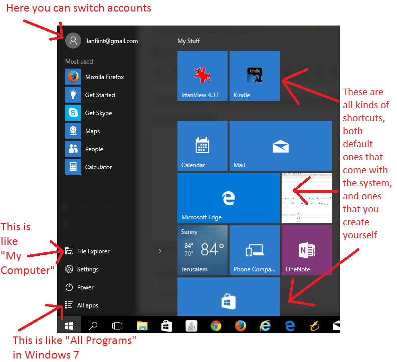 How To Customize Your Start Menu (and other start menu tricks)
