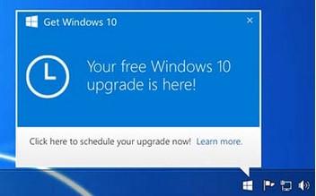Upgrade to Windows 10 using Windows Update