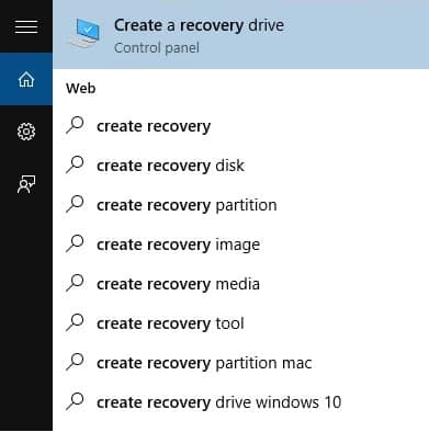5_Type recovery
