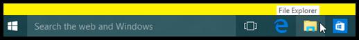 8_File Explorer icon