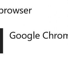 How to make chrome the default browser in Windows 10?
