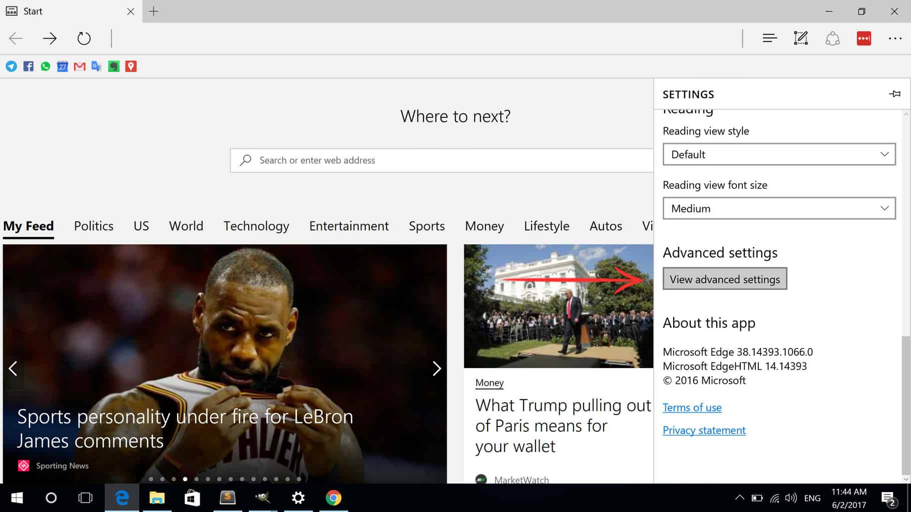 how to make google your default search engine on chrome
