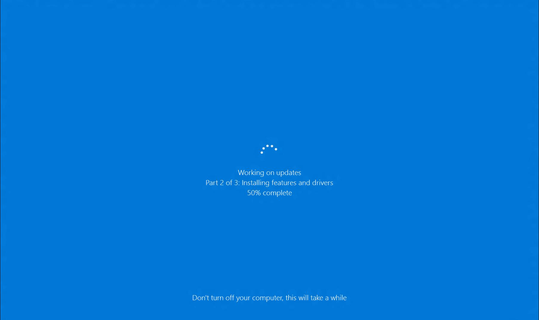 Windows 10 Update Stuck What To Do Win10 Faq