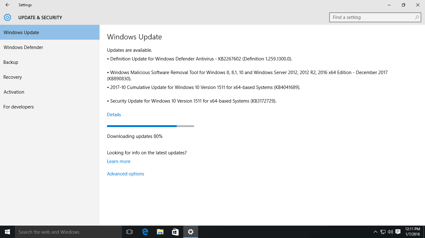 Windows 10 Update Stuck? Here's What to Do! - Win10 FAQ
