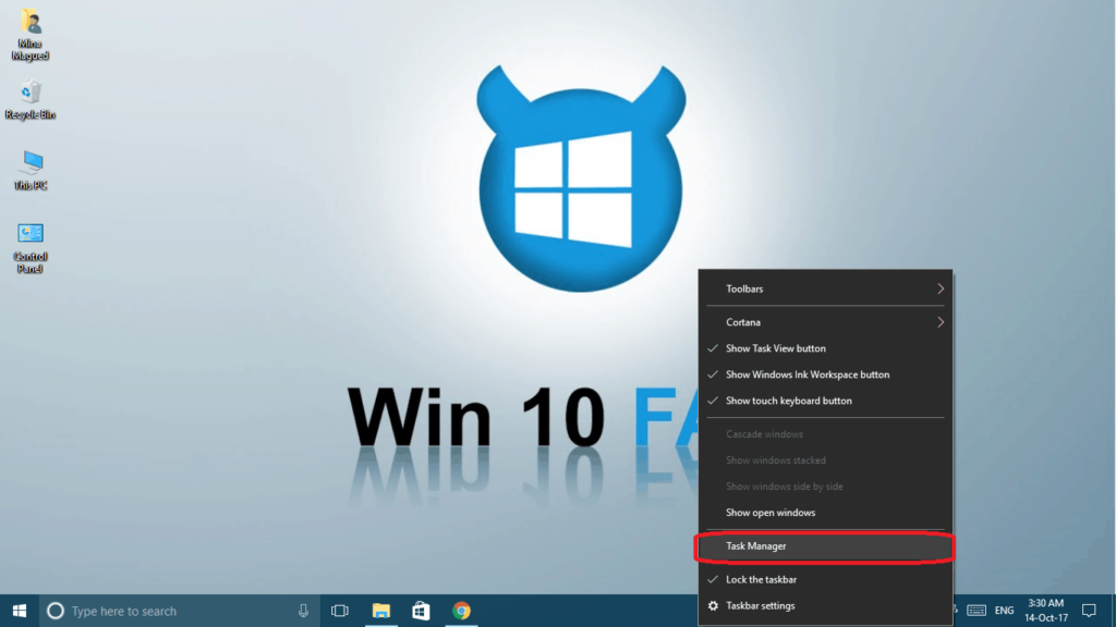 Start Menu not Working - Win10 FAQ