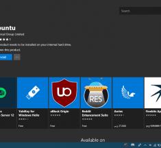 How to install and run Ubuntu Bash on Windows 10