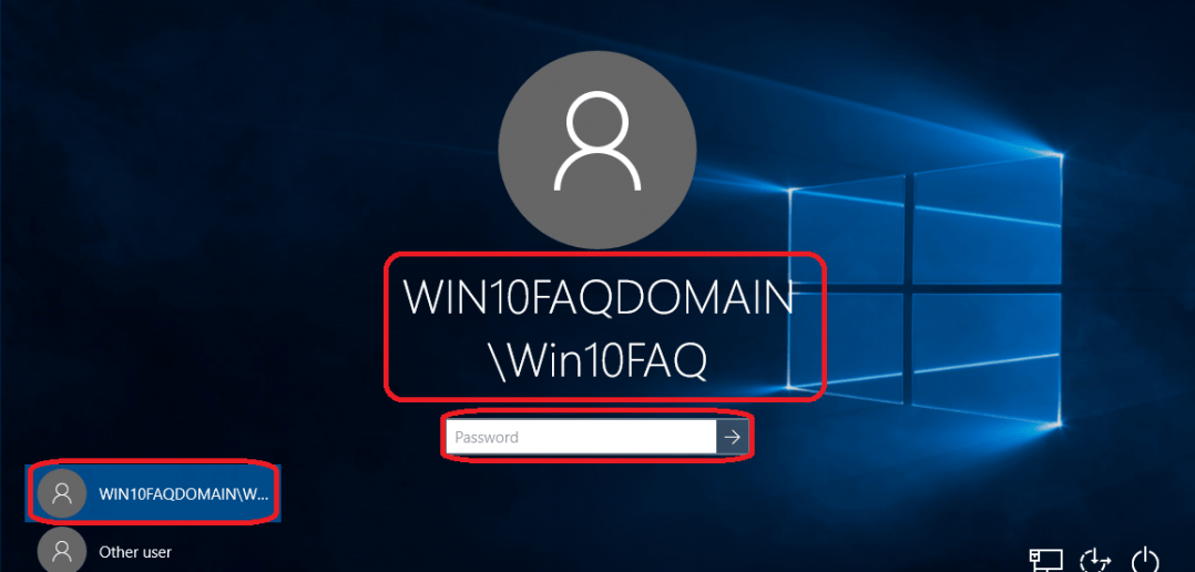 How To Join Your Windows 10 Pc To A Domain Win10 Faq