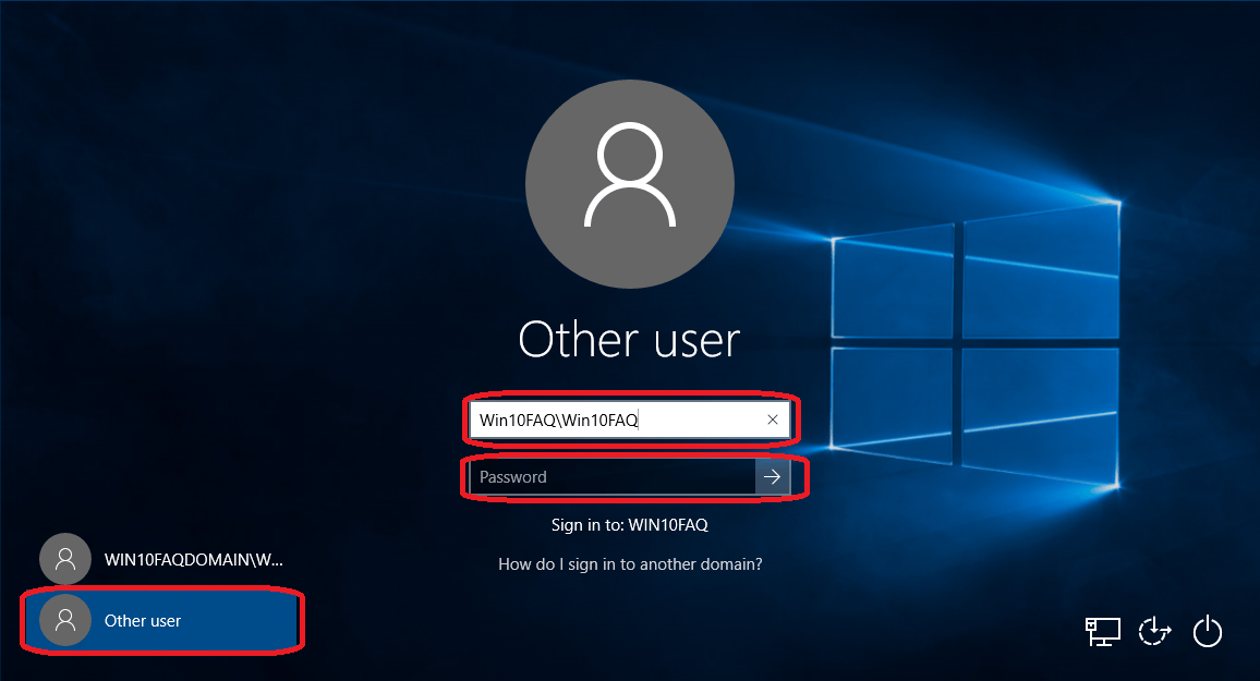 windows 10 hack account password