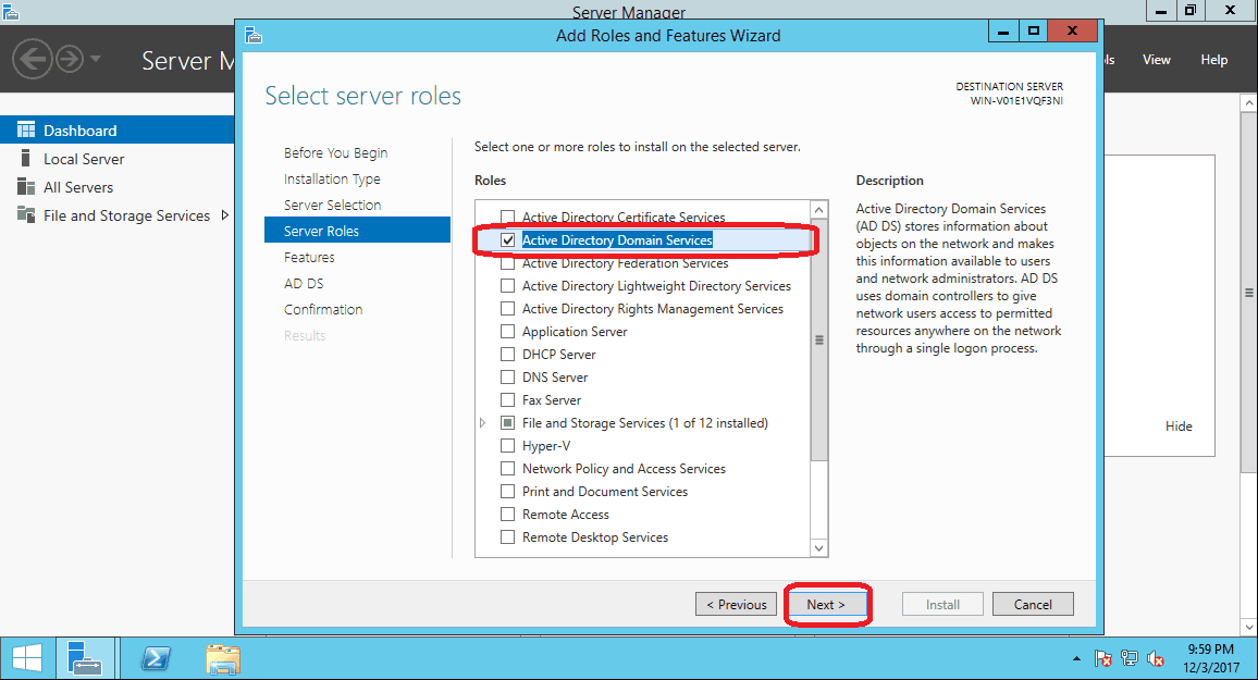 How to create a domain on Windows Server - Win10 FAQ
