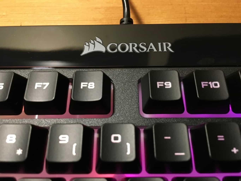 Corsair K55 RGB gaming keyboard review - Win10 FAQ