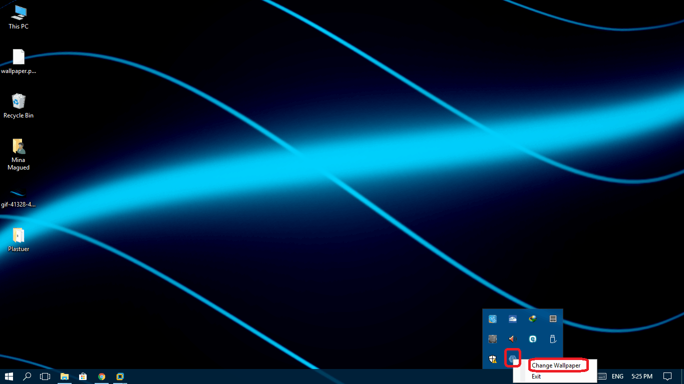 How to set a GIF as a wallpaper in Windows 10 - Win10 FAQ