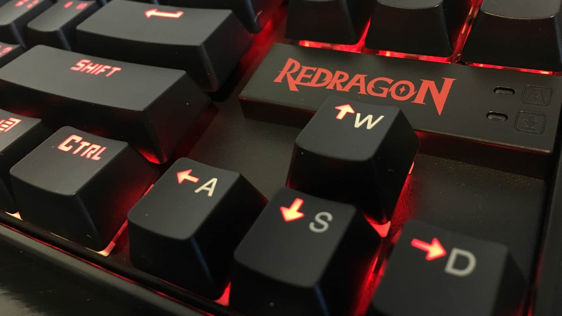 Redragon K552 KUMARA Mechanical Gaming Keyboard Review