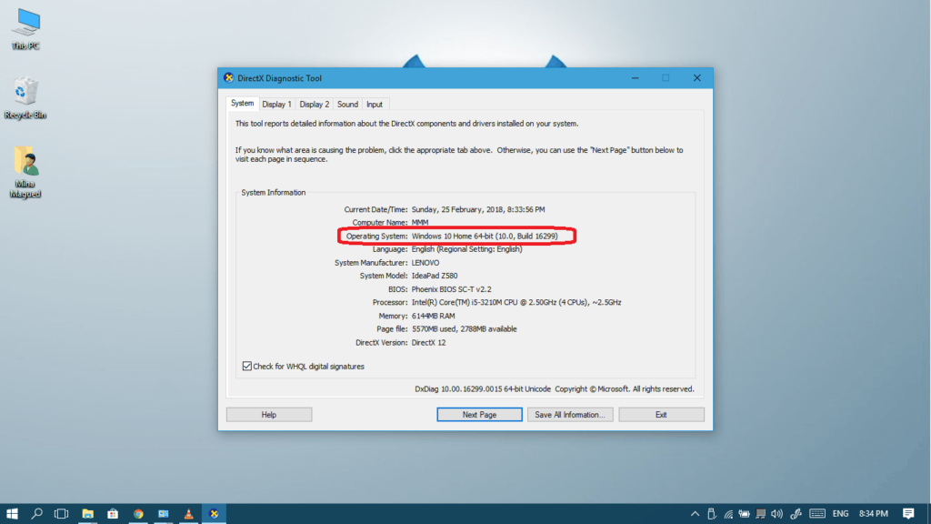 How do I find out if my Windows 10 is 32-bit or 64-bit - Win10 FAQ