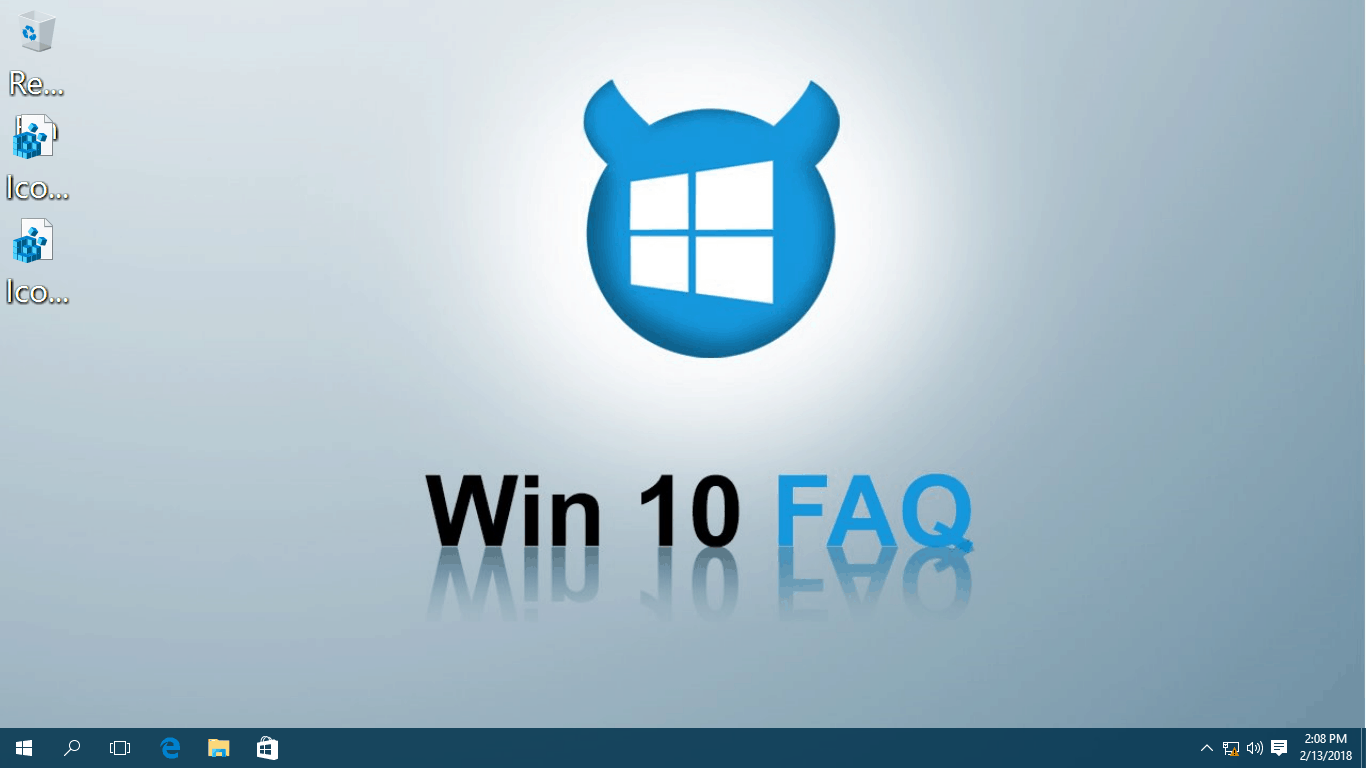 How to change font sizes and icon sizes in Windows 10 - Win10 FAQ