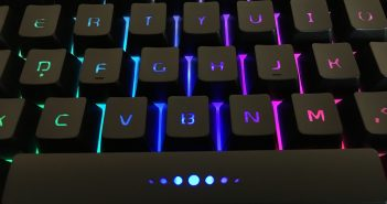 Corsair K55 RGB gaming keyboard review - Win10 FAQ