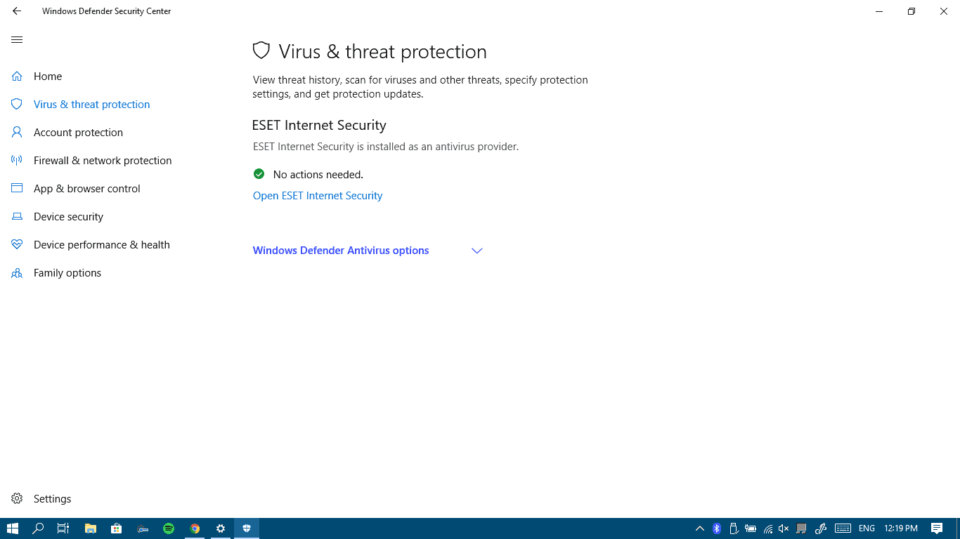 How to disable Windows defender - Win10 FAQ