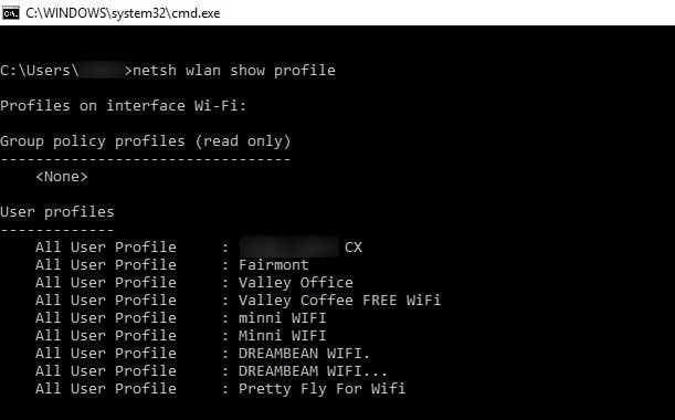 Find wifi password Windows 10 - Win10 FAQ