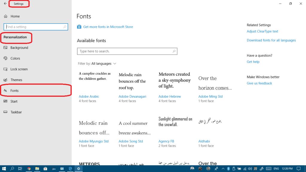 The latest Windows update - Win10 FAQ