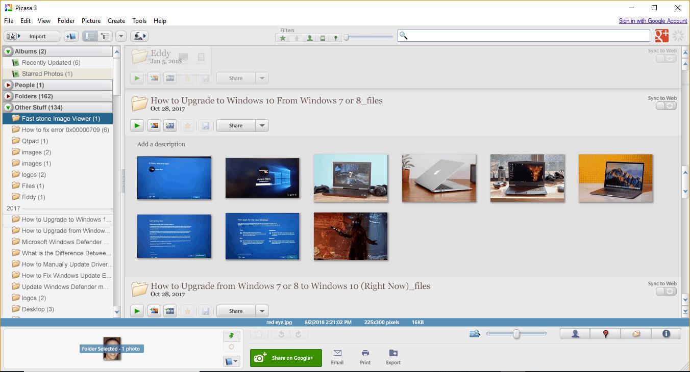 5 Best Photo viewers for Windows 10 - Win10 FAQ