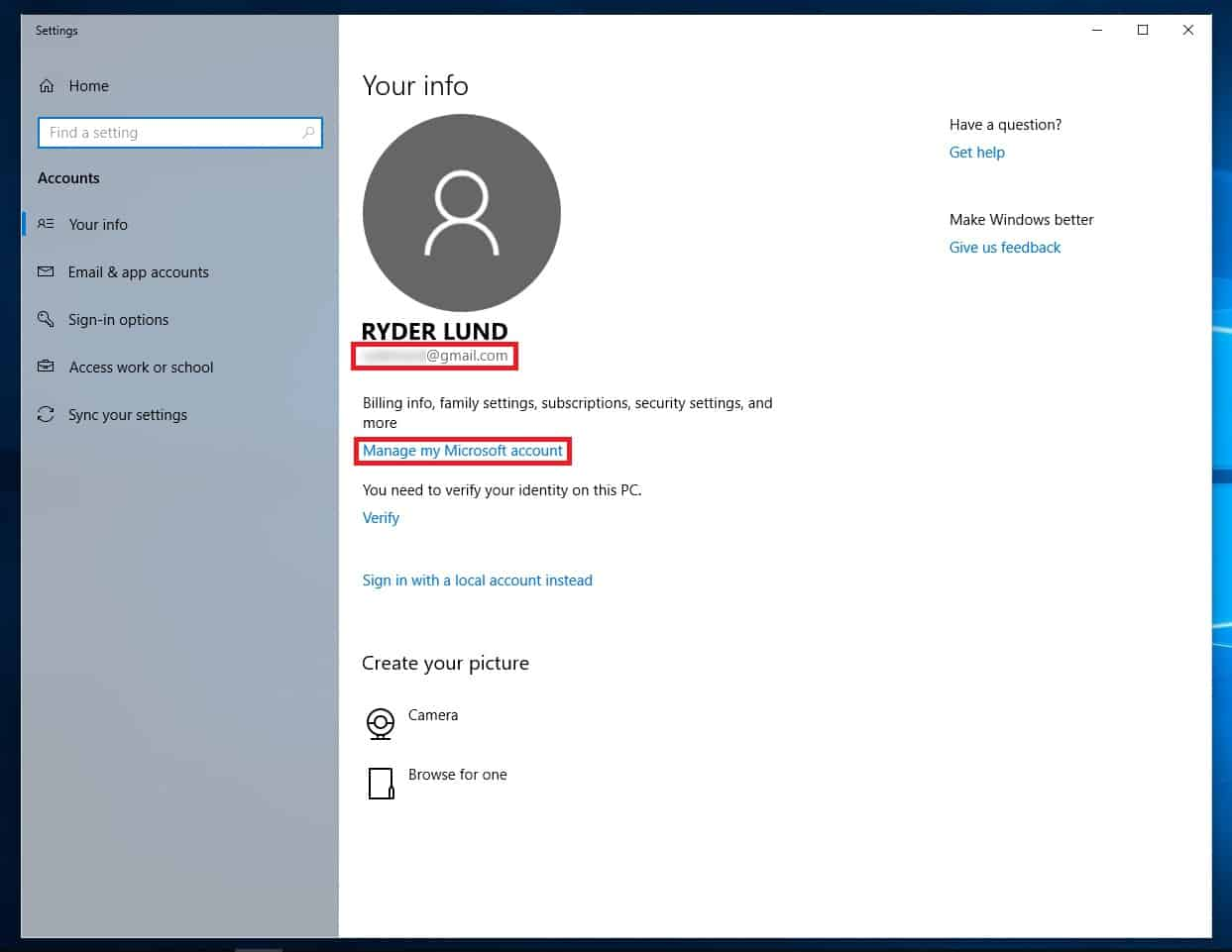 How to change your username on Windows 10 - Win10 FAQ