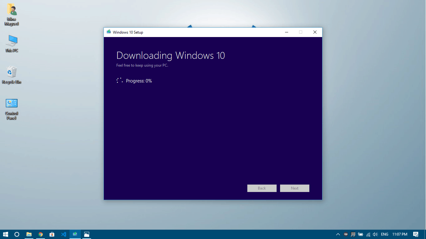 how to get previous versions windows 10