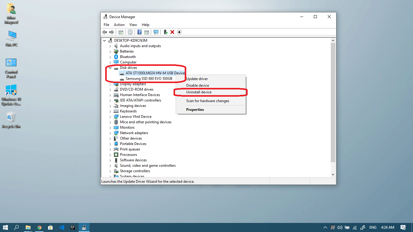 External hard drive not showing up windows 10 - Win10 FAQ