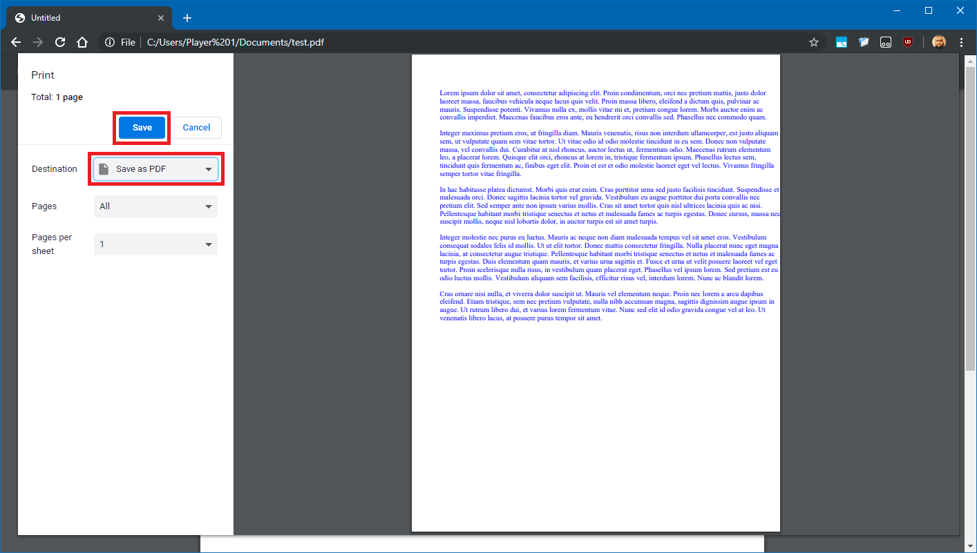 How to edit a PDF file on Windows 10 - Win10 FAQ